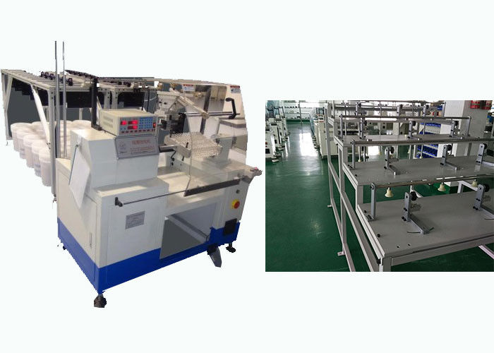 Automatic coil winding Machine for Variety Of Copper Wire Gauge Stators SMT - R350