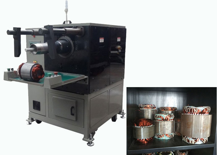 Slot AutomaticWinding Inserting Machine for Fan / Washing Machine / Pump Motor
