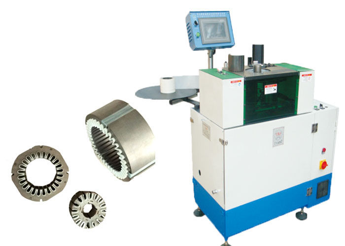 Stator Slot Insulation Inserting Machine Induction Motor Production Machine SMT - SC08