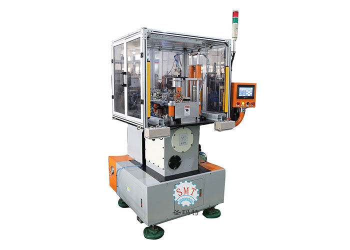 Brushless DC Motor Stator Needle Winding Machine / BLDC Motor Stator Winding Machine